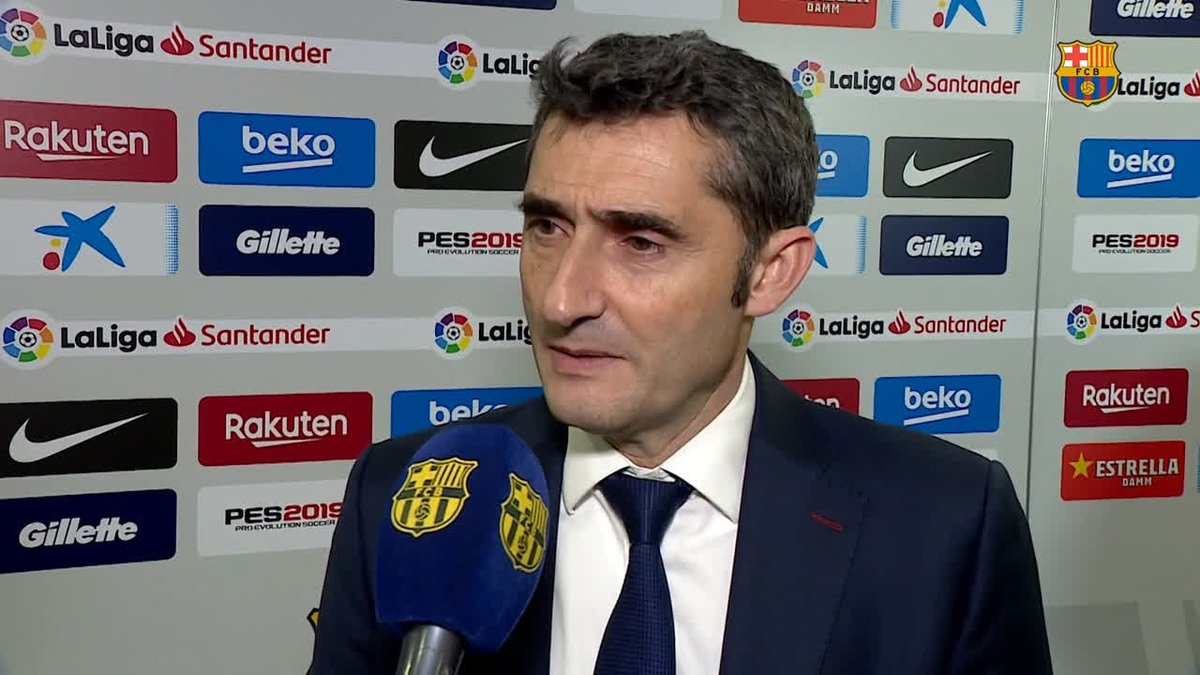 FC Barcelona's photo on valverde