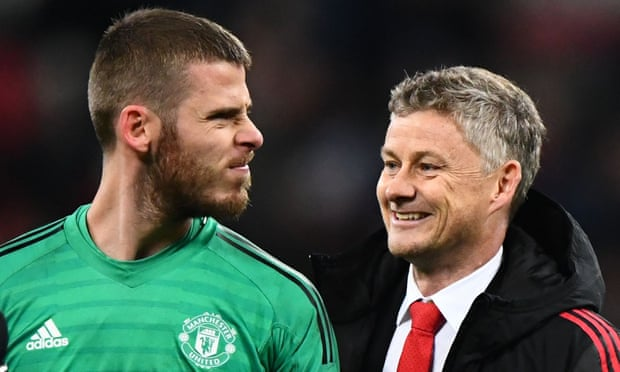 The Real United: De Gea Says Solskjaer Restored Happiness #MUFC Photo