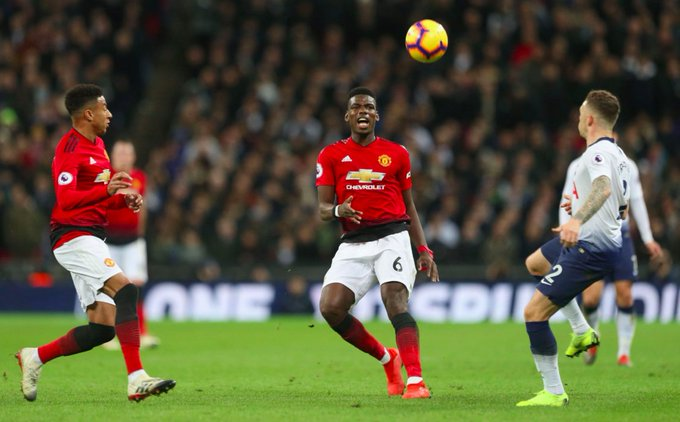 Pogba Explains Why He Loves Playing In Big Matches #MUFC Photo