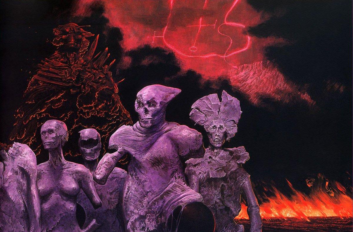 наполняет огромную мистика картинки из ада был тогда молод