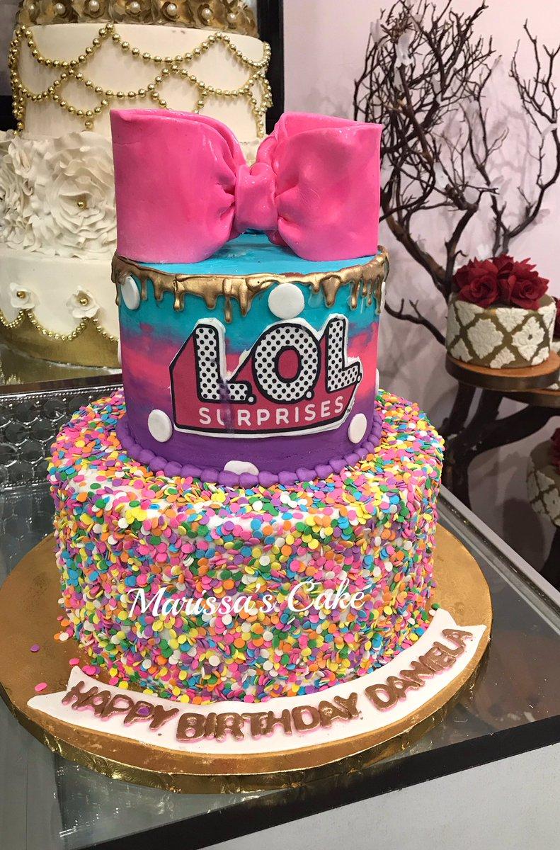 Marissa S Cake On Twitter Lol Birthday Cake