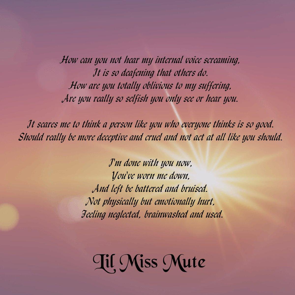 I Really Like You Poems 6