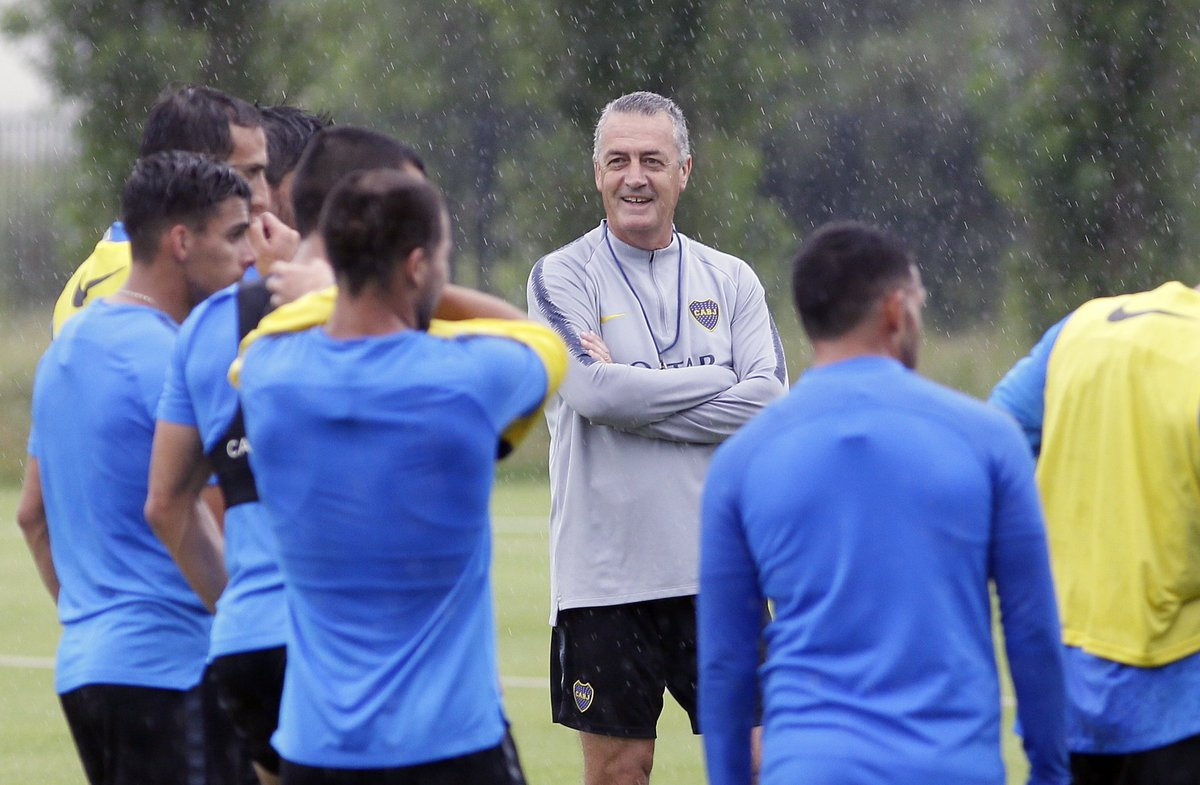 Planeta Boca Juniors's photo on Gustavo