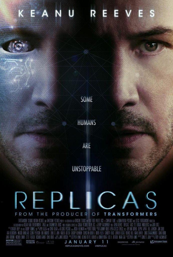 Did you recently watch #Replicas w/ Keanu Reeves and walk away with disappoint? Well have I found an alternative film with the same premise for you! it's much,Much better and It's currently streaming on @Tubi #ForFREE! It's called #AndOver w/ @jonny_silverman (#WeekendAtBernies)