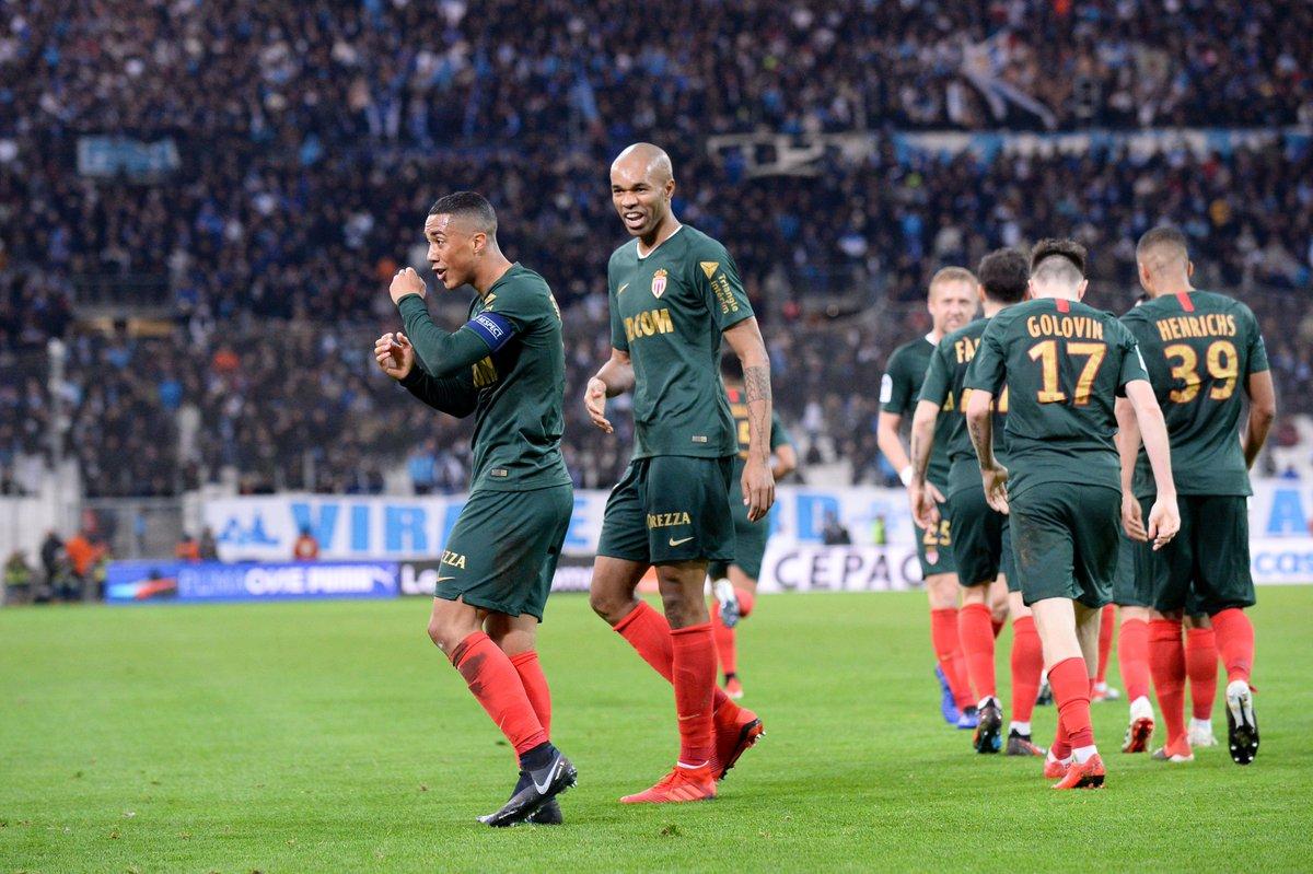 Video: Olympique Marseille vs Monaco