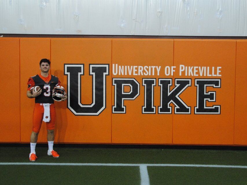 Had a great visit yesterday @UPIKEFOOTBALL!! Thank you @HollandQB2 and @MGballcoach for having me down and giving me a great experience #WintheMoment #GoBears<br>http://pic.twitter.com/yonBZU8hZr