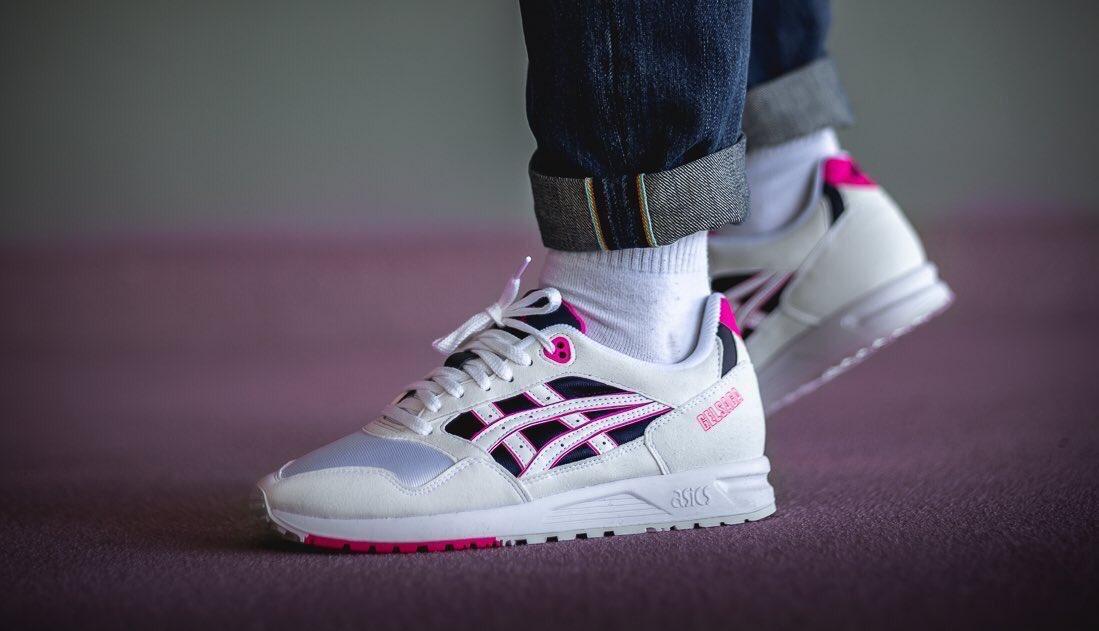 asics gel saga white pink glow - 63