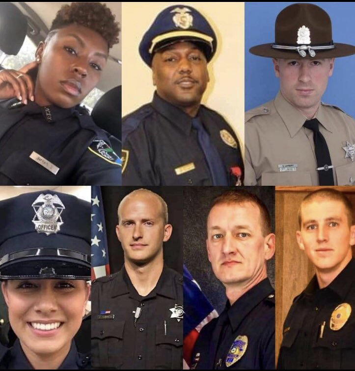 7 of our brothers and sisters have been senselessly killed, only 13 days into the new year.  #EnoughIsEnough  #Heros  #Whenwillitend  #GoneButNeverForgotten  @OfficialLivePD<br>http://pic.twitter.com/RQAy6tDQPh
