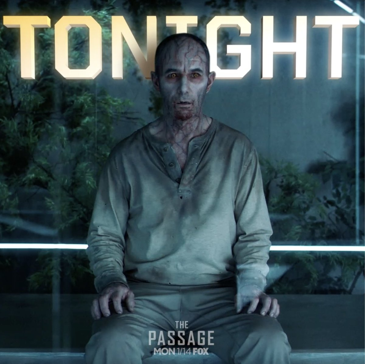 It all begins 𝐓𝐎𝐍𝐈𝐆𝐇𝐓...  RETWEET if you'll be watching #ThePassage at 9/8c.