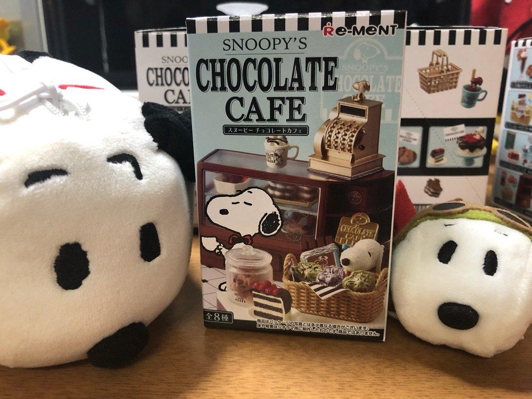 SNOOPY'S CHOCOLATE CAFÉに関する画像8