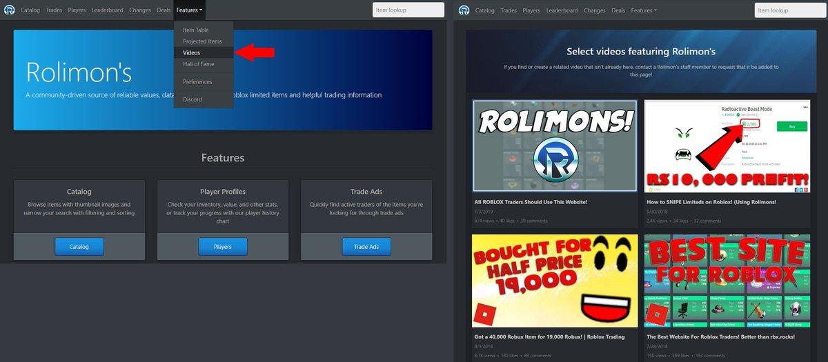 Roblox Trade Server Discord - Free Robux Mobile