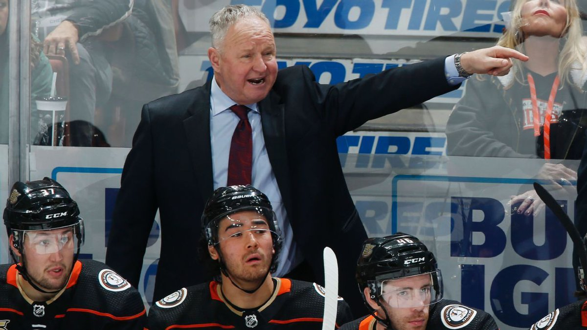 Bitcoin Sportsbook's photo on Randy Carlyle