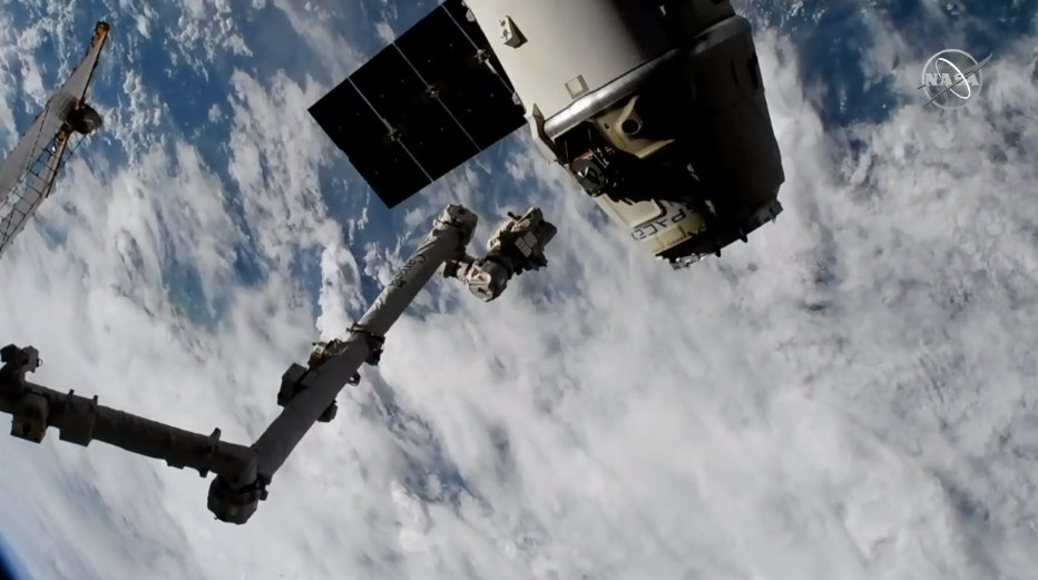 Dragon has been released from the @Space_Station! Three departure burns are now underway → https://t.co/WUiXnPDkfb