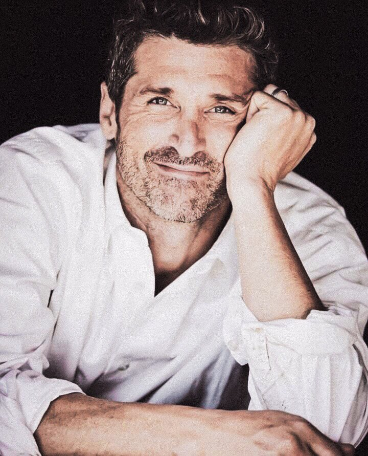 Happy birthday to the handsome, ray of sunshine, that is patrick dempsey