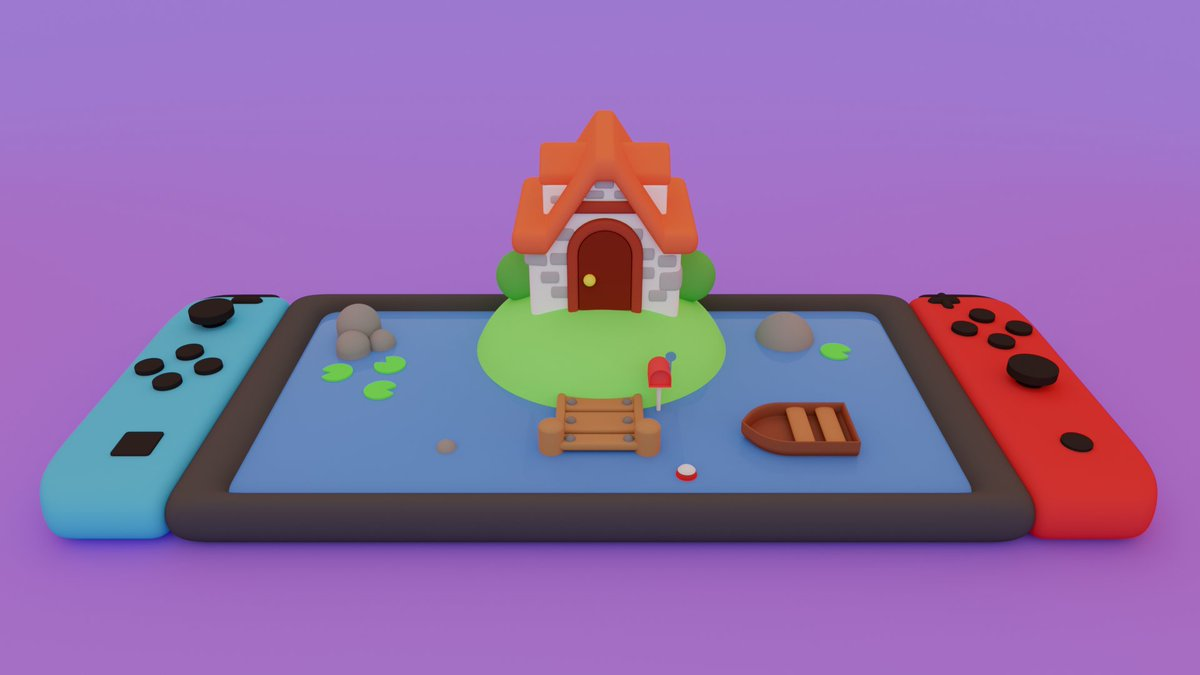 (Can not wait for Animal Crossing to come to Switch) #b3d<br>http://pic.twitter.com/bUlFpnSCDI