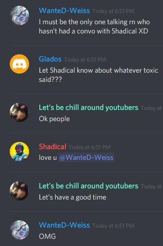 Shadical on Twitter: