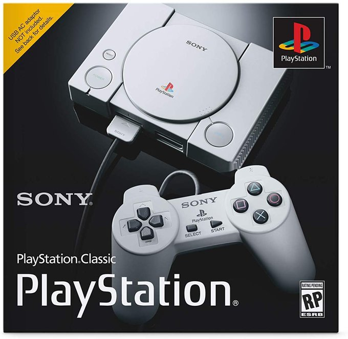 PlayStation Classic is $ at Amazon Photo