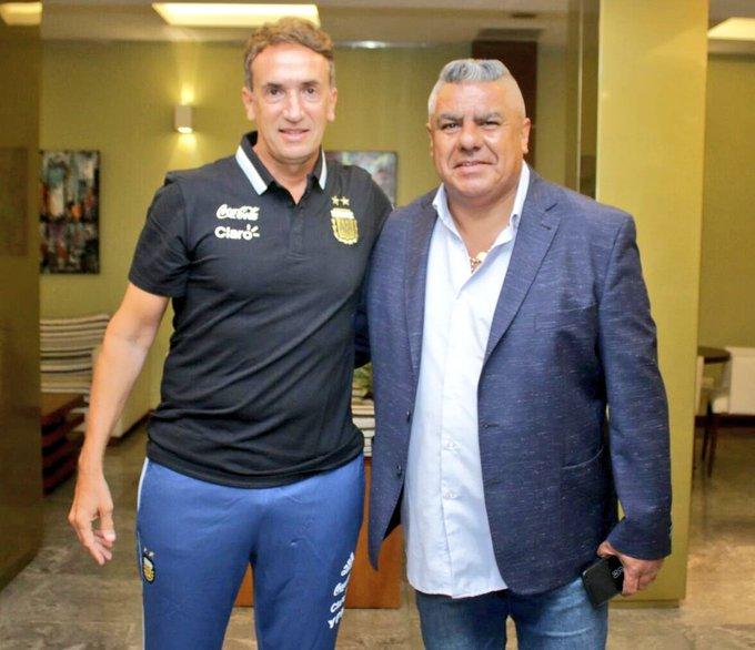 En este semestre, la @afa, comenzará a trabajar la implementación del VAR en los próximos campeonatos del fútbol argentino. Foto