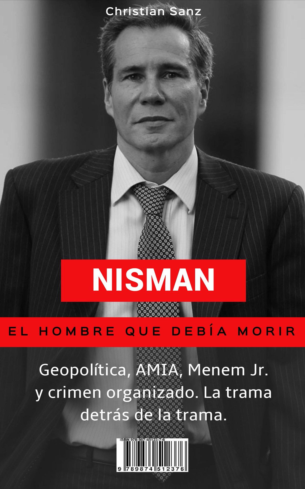 Resultado de imagen para la muerte de nisman y Sinceramente Cristina. Libros
