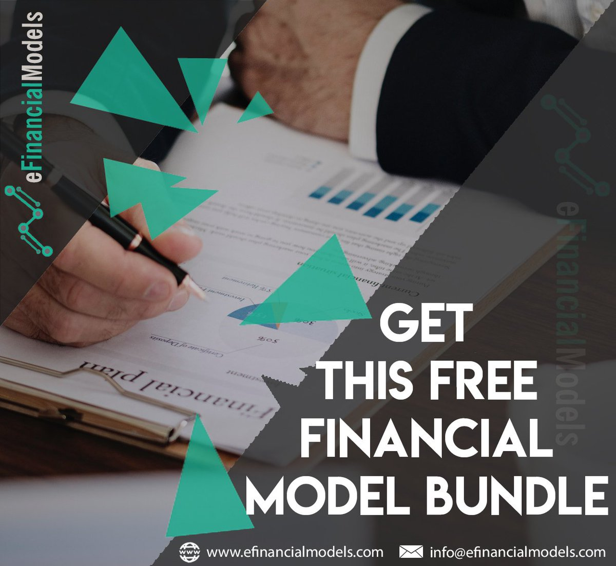 Get a FREE copy of this General Financial Model Templates bundle now! https://drumup.io/s/QFKVVV      #FREE #forFree #freetemplate #freedownload #holidaysale #sale #templatebundle #bundle #financialmodel #template #like #share #follow #eFinancialModels