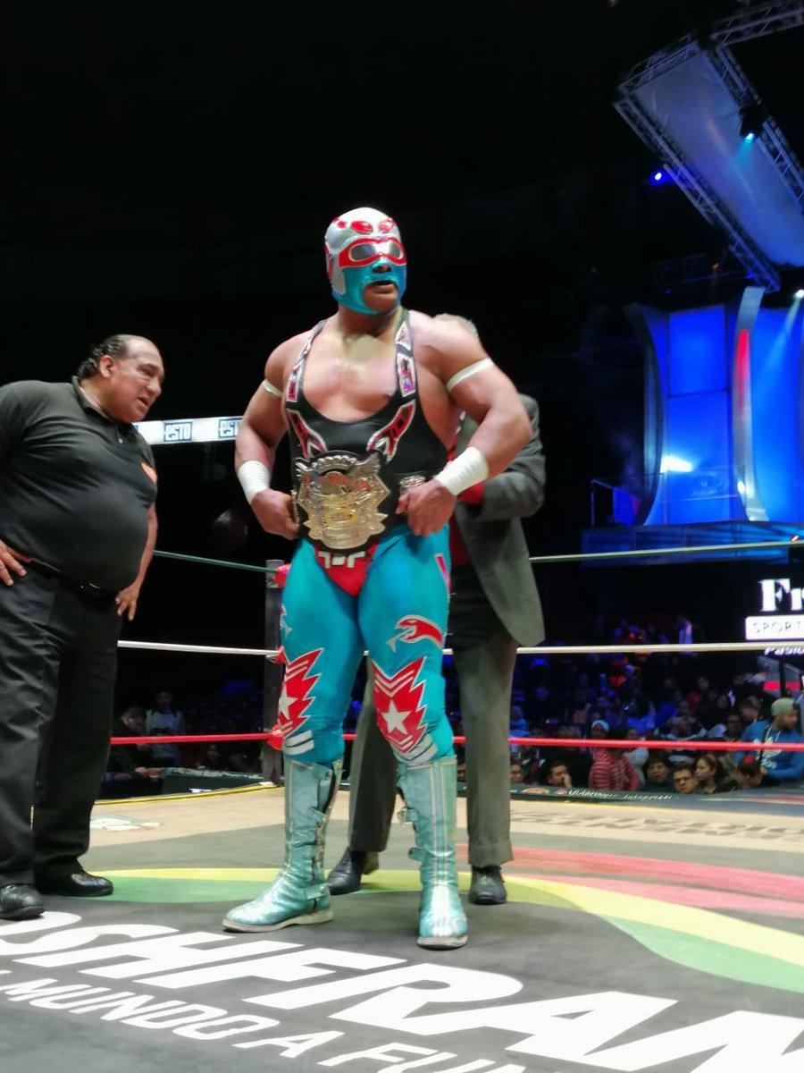 CMLL: Una mirada semanal al CMLL (Del 10 al 16 de enero de 2019) 8
