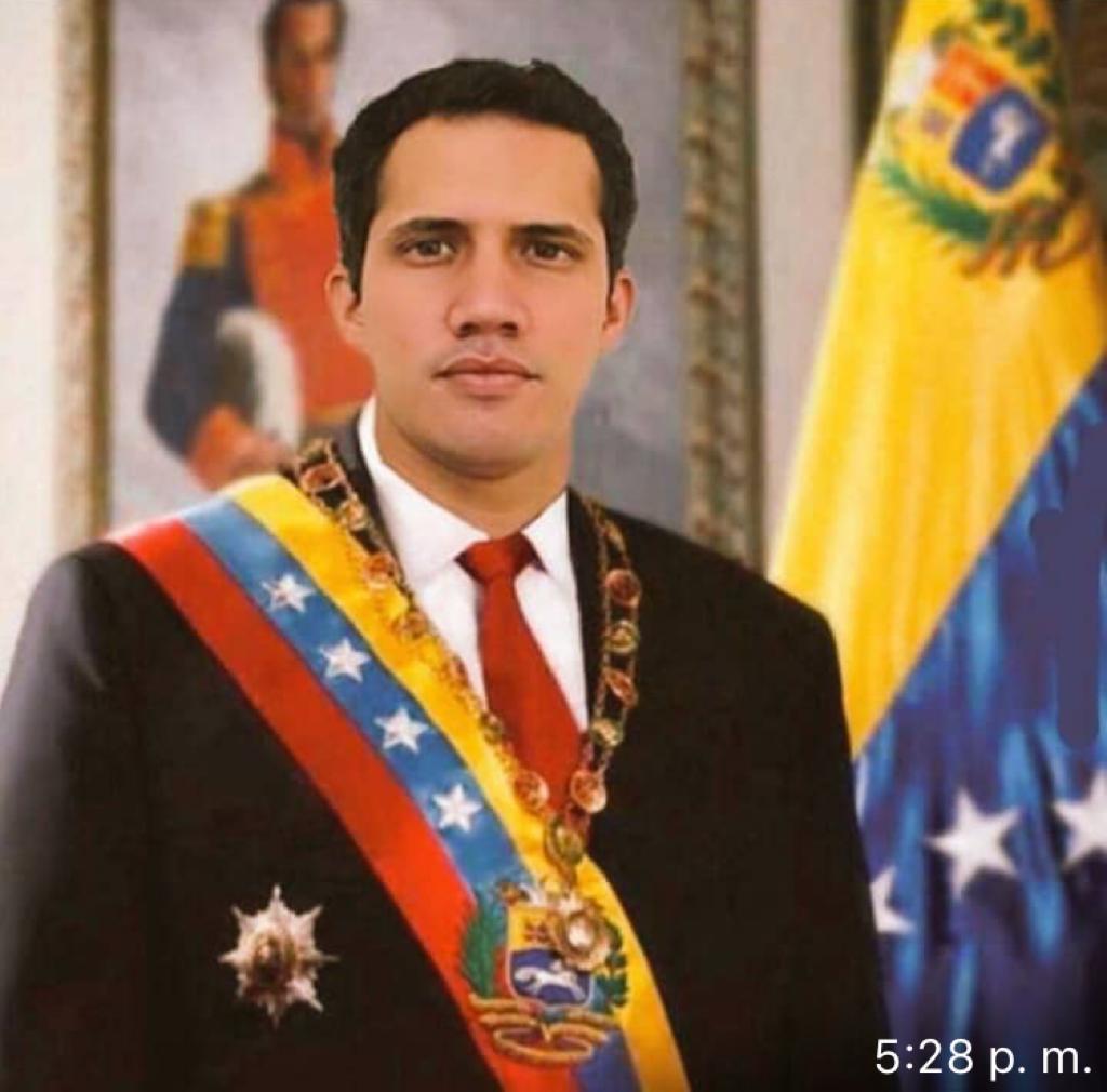 @BOLIVARDIVISA's photo on Juan Guaidó