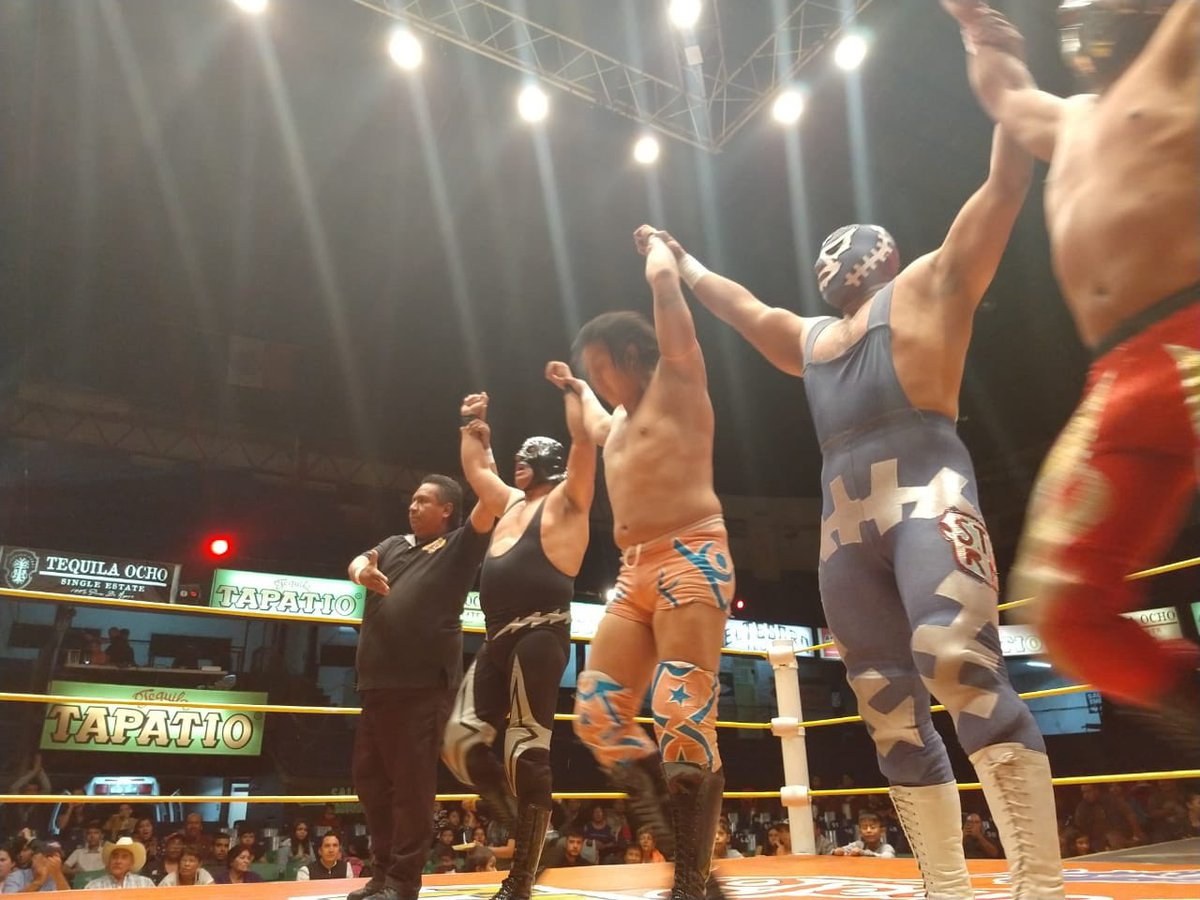 CMLL: Una mirada semanal al CMLL (Del 10 al 16 de enero de 2019) 10