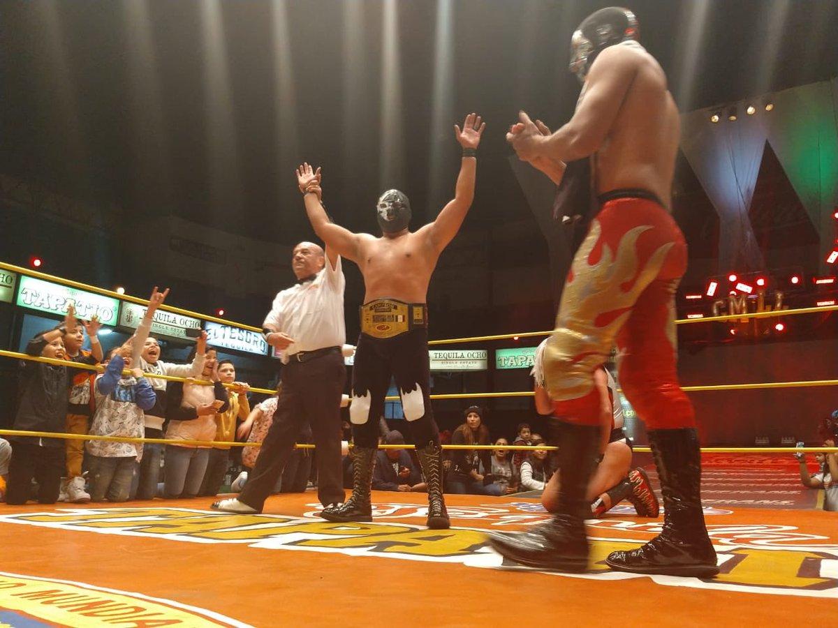 CMLL: Una mirada semanal al CMLL (Del 10 al 16 de enero de 2019) 11