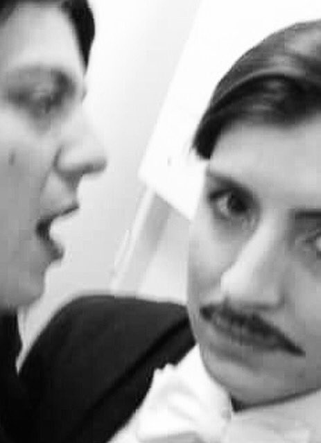 """¿Qué hace a un """"hombre de verdad""""? Mañana lunes no se pierdan #JimenaLoExplicaTodo a las 8am por #heterodino en @Ibero909FM. Estaremos platicando sobre """"masculinidad tóxica"""", sobre si es posible ser hombre sin ser tóxico 🤔 y sobre el maravilloso @ThomasPageMcBee Foto"""