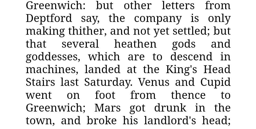 Skimming through bits of The Tatler, the 18th century society paper, and parts of it get weirder than expected.