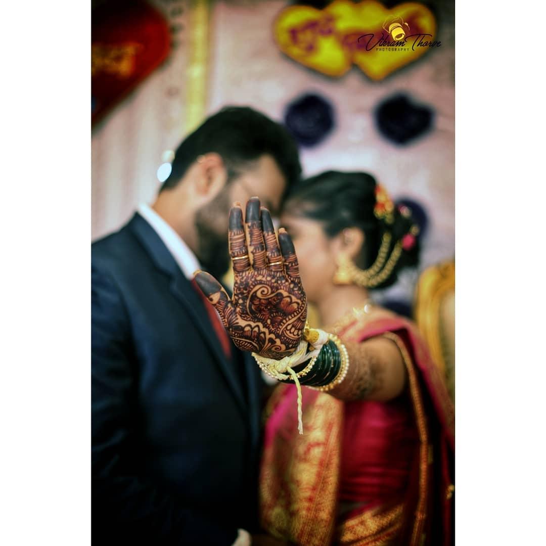 RT @vikramthorve89: Akshay Weds Shrushti  . #WeddingBashers #GHDUO13E #wedding #photography https://t.co/XRyiCsliFL