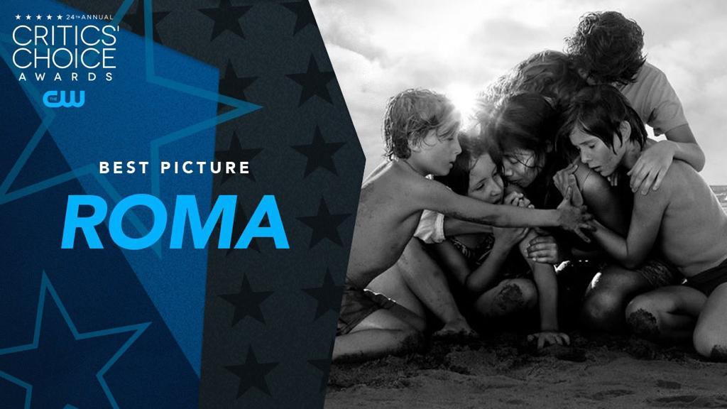 eae7976f5  Roma del mexicano Alfonso  Cuarón pasa a la historia del cine al llevarse  el. Compartir