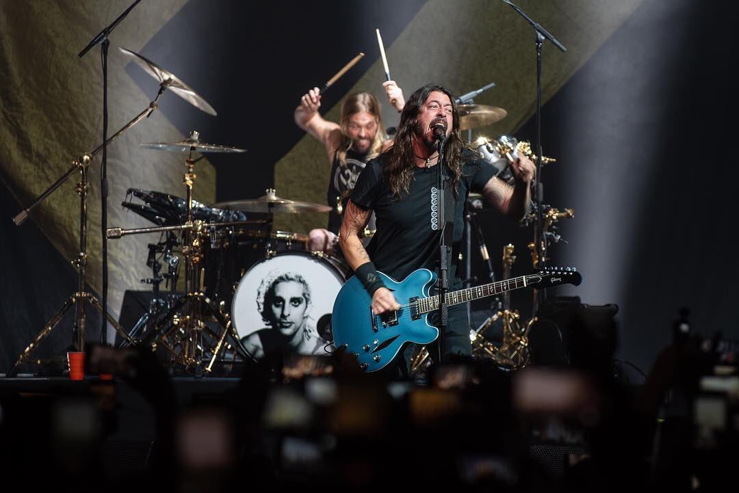 Happy birthday to the legend that is Dave Grohl from