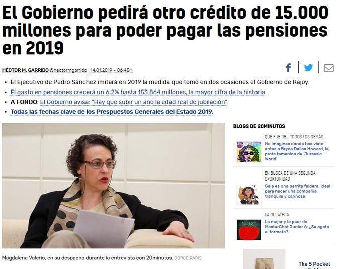 Pero si no dejan de llegar moros y negros para pagarnos las pensiones. Algo no encaja #FelizLunes #FelizSemana Foto