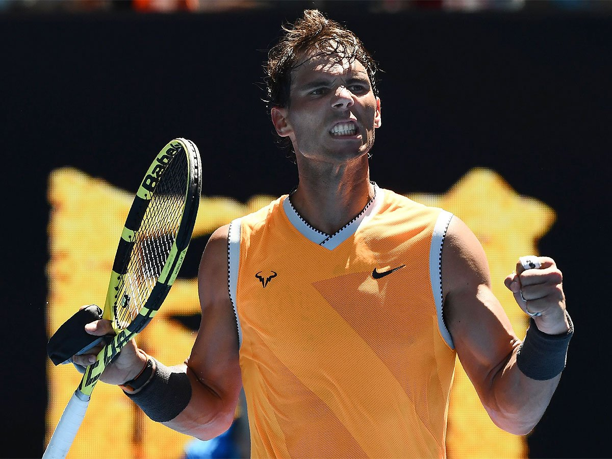 Times of India's photo on Rafael Nadal