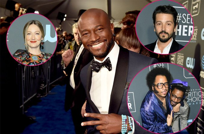 Critics Choice Awards 2019: Biggest Stars Arrive On The Red Carpet – See Photos Foto