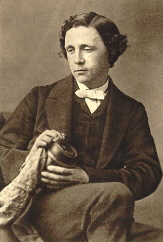 """""""It's no use going back to yesterday, because I was a different person then."""" Lewis Carroll Foto"""