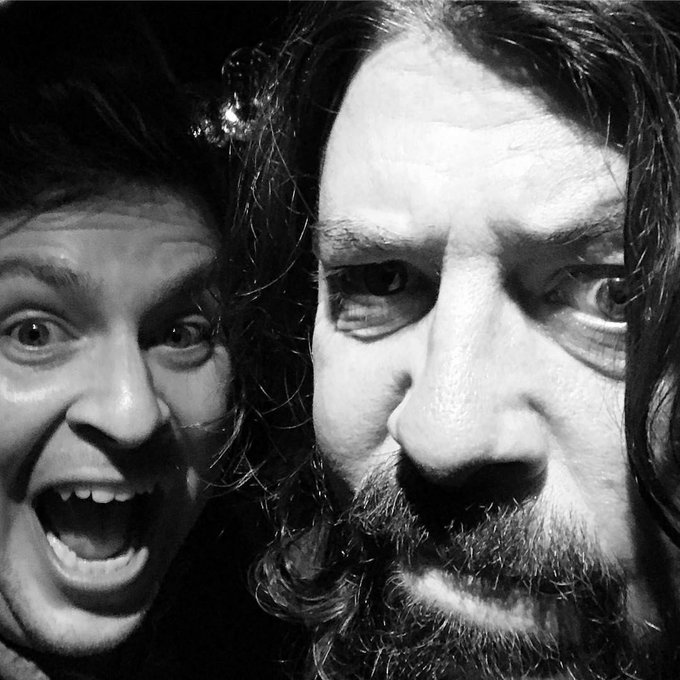 Happy Birthday to my birthday brother Dave Grohl