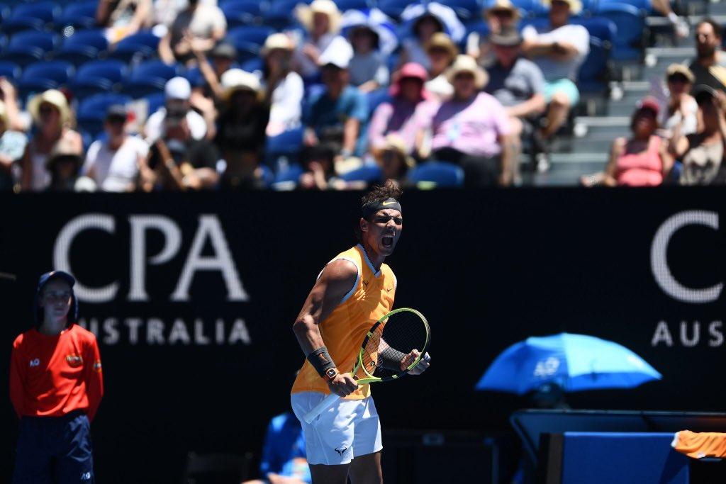 Angel Gª Muñiz's photo on Rafael Nadal