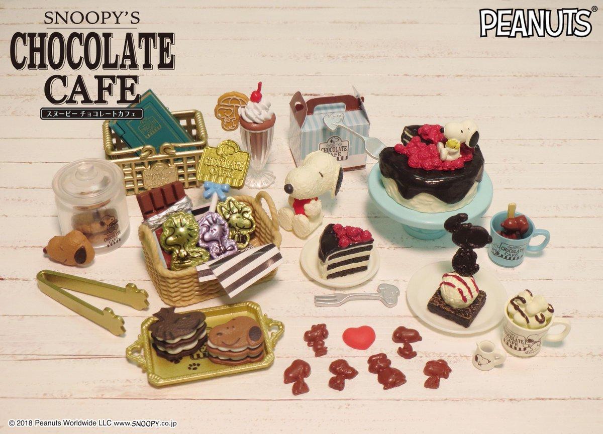 SNOOPY'S CHOCOLATE CAFÉに関する画像7