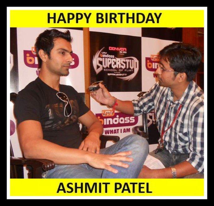 Belated Happy Birthday Ashmit Patel