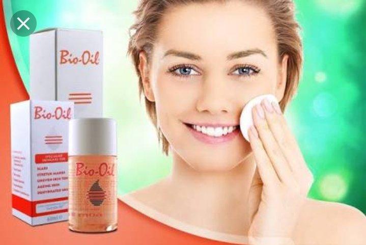 """Oil review acne scars bio """"Bio oil"""""""