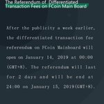 Image for the Tweet beginning: Newsletter about the Referendum of