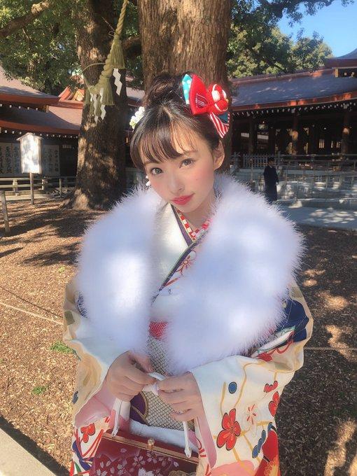 グラビアアイドル鶴巻星奈のTwitter自撮りエロ画像33