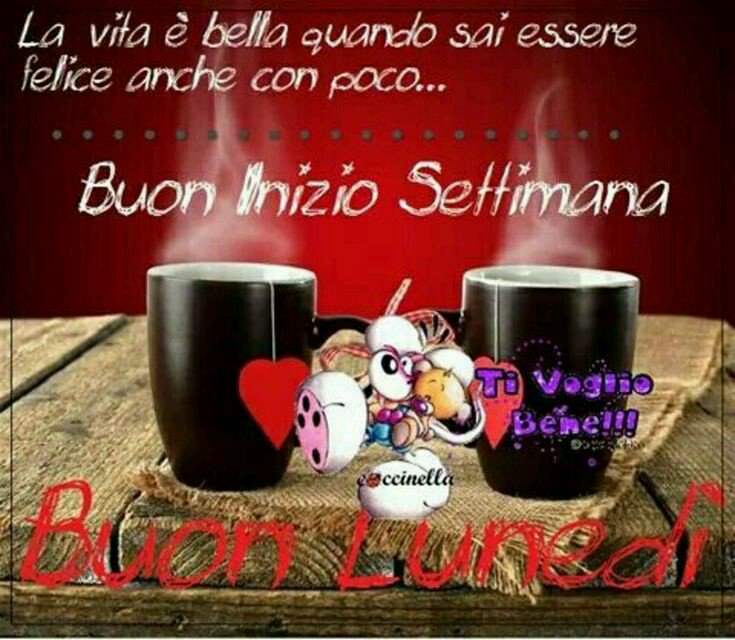 Buongiorno At Buongiorno Buon Inizio Di Settimana Tweet Added By