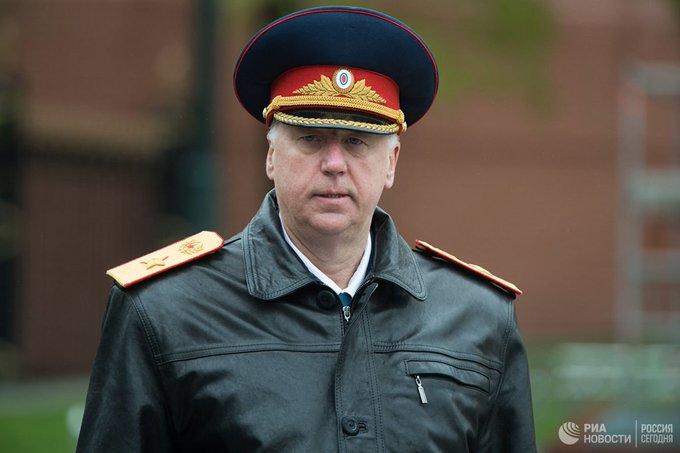 Бастрыкин поручил возбудить уголовное дело после ЧП в Шахтах Фото