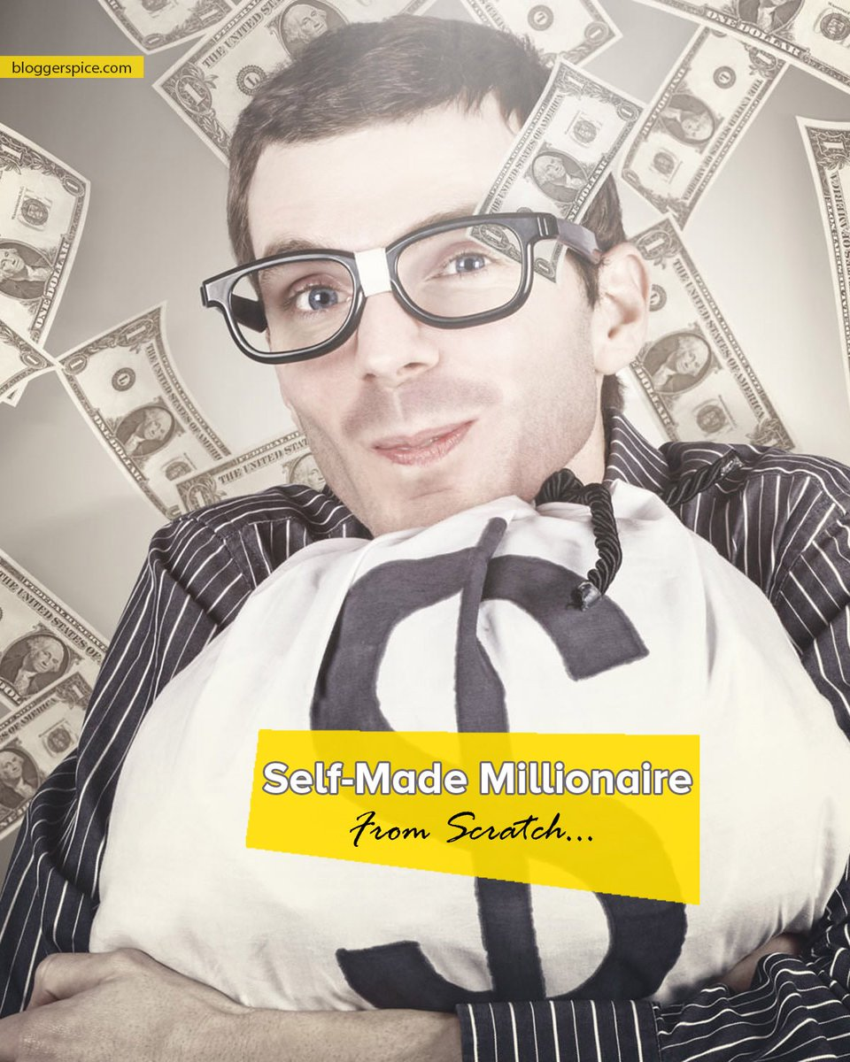 Successful people maintain good habits and are consistently goal oriented. Many people wonder how they can become highly successful but not realizing that.Read more about it here: http://bit.ly/2SOfRlv via @bloggerspice#Startup#Millionaires#Self-Made#business