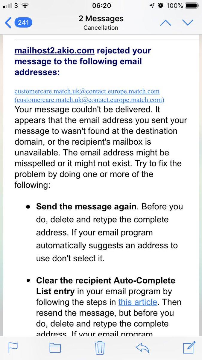 Match com uk contact email