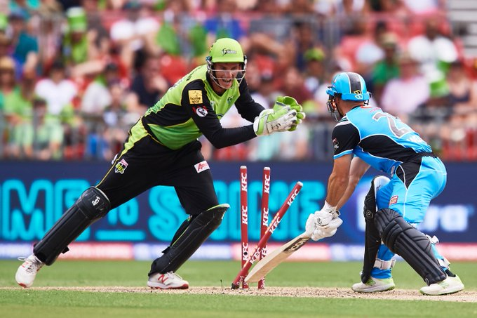 🎥 Great to be back on the winners board! Here are the highlights from our 71-run victory over the Strikers: #ThunderNation Photo