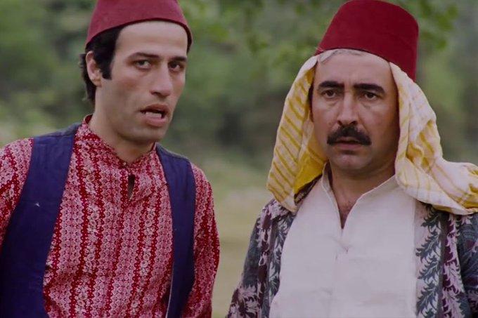 Yerli Sinema Tellioğulları ve Seferoğulları Yeşil Vadi'ye sahip olmak için neler yapacak? Yeşilcam'ın eğlenceli filmi ''Tosun Paşa'' şimdi TV8'de. Fotoğraf